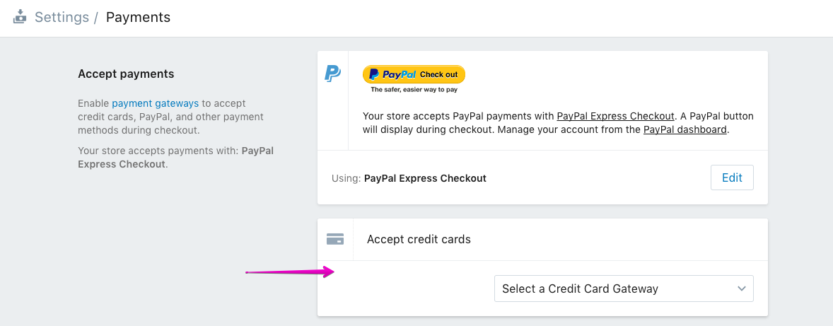 What Stores Accept Paypal Credit >> Ecommerce University Paypal Only Payments Shipping Amp